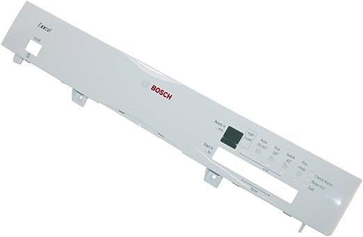 Marco de Panel para Bosch lavavajillas equivalente a 449013 ...