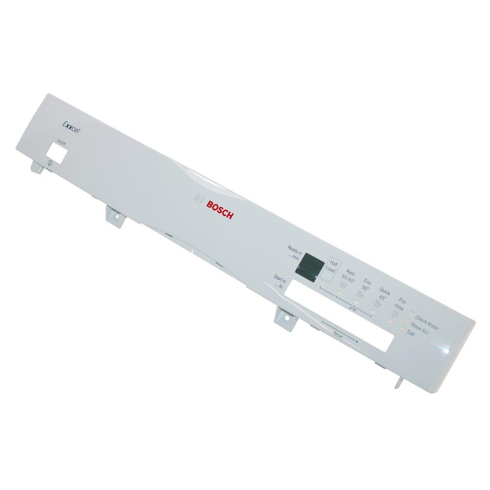GENUINE BOSCH Dishwasher Panel Frame 449013