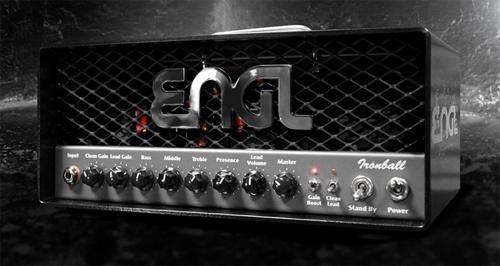 Engl S -606 Iron Ball Head tubos de amplificador de 20 W: Amazon.es: Instrumentos musicales