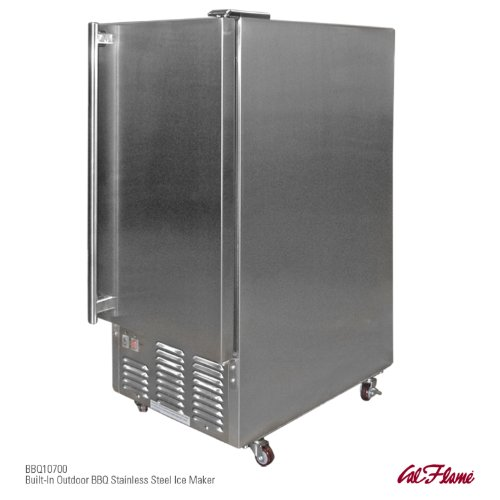 CalFlame BBQ10700-A Outdoor Stainless Steel Ice Maker