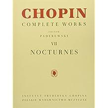 Nocturnes: Chopin Complete Works Vol. VII