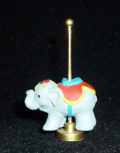 Hallmark Merry Miniature Carousel Elephant Figurine