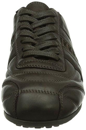 Bikkembergs 641021 Unisex-Erwachsene Sneakers Braun (Testa Di Moro)