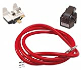 4387535 Refrigerator Relay and Overload Replacement Fits Whirlpool Kenmore compressor