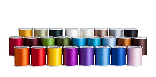 50 Spools Sewing Thread - 1
