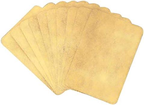 Cuasting 10 Stks Gezondheidszorg Ginger Patch Natuurlijke Kruiden Chinese Pijn Patch knienekBack Pleister Pijn Relief Sticker