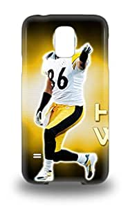 Galaxy S5 3D PC Case Cover Skin : Premium High Quality NFL Pittsburgh Steelers Santonio Holmes #10 3D PC Case ( Custom Picture iPhone 6, iPhone 6 PLUS, iPhone 5, iPhone 5S, iPhone 5C, iPhone 4, iPhone 4S,Galaxy S6,Galaxy S5,Galaxy S4,Galaxy S3,Note 3,iPad Mini-Mini 2,iPad Air )