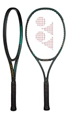 Yonex is has updated one of the most popular frames on the pro tour with the Yonex VCORE Pro 100 (300g) Green Tennis Racquet. The racquet shifts to a matte green color scheme from the previous version`s dark blue. The manufacturer placed a ne...