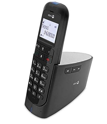 Doro Magna 2000 - Teléfono (DECT, 50m, 300m, 100 entradas, AAA