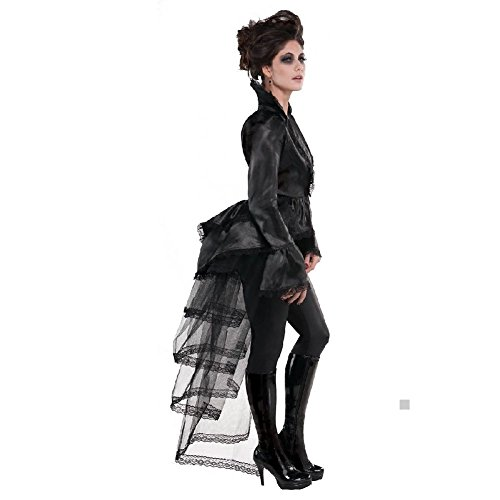 Gothic Tie-on Bustle Costume Accessory Adult -