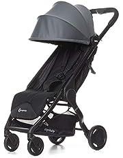 Ergobaby Metro barnvagn buggy med liggfunktion modell 2020, från 6 månader till 22 kg, barn-buggy hopfällbar liten lätt kompakt