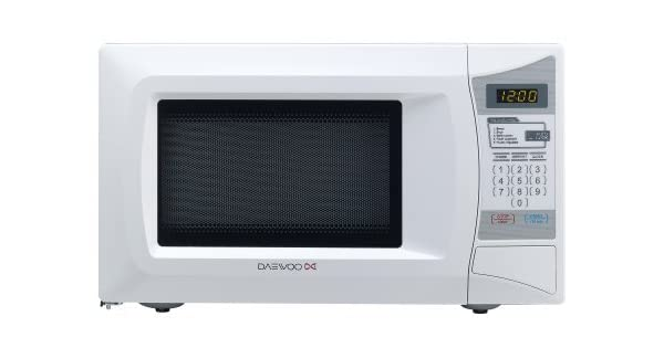 Amazon.com: Daewoo kor6l0b 0,7 Cu. Ft. 600 Watt Compact ...