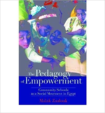 The Pedagogy of Empowerment: Community Schools as a Social Movement in Egypt (Hardback) - Common