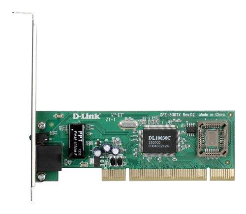 D-Link DFE530TX+ PCI 100 Mbit/s Network Adapter