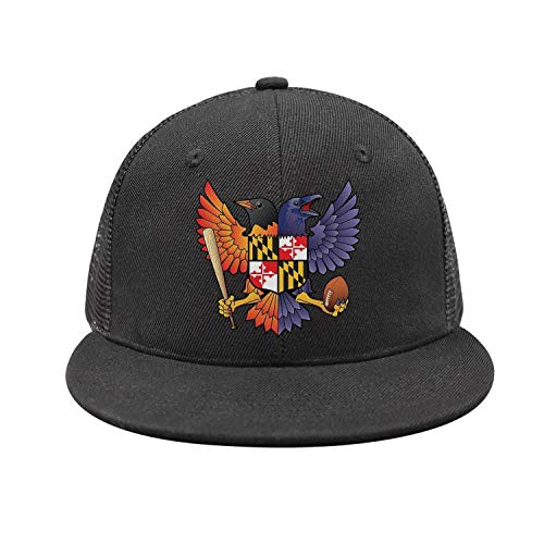 BVBN Birdland Baltimore Raven and Oriole Maryland Unisex