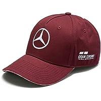 Mercedes Gorra F1 Mapm Hamilton Sungapur Vino Unitalla