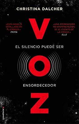 Voz (Novela): Amazon.es: Dalcher, Christina, Herrera, Ana: Libros