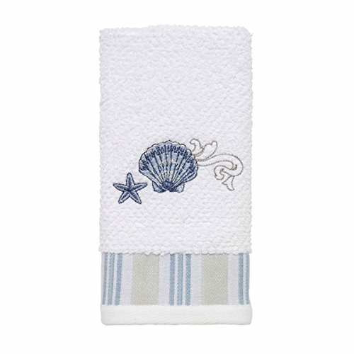 Island View Embroidered Towels