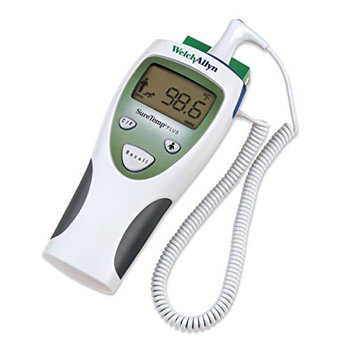Welch Allyn 01690-200 Suretemp Plus 690 Electronic Thermometer Oral Probe With Oral Probe Well 690