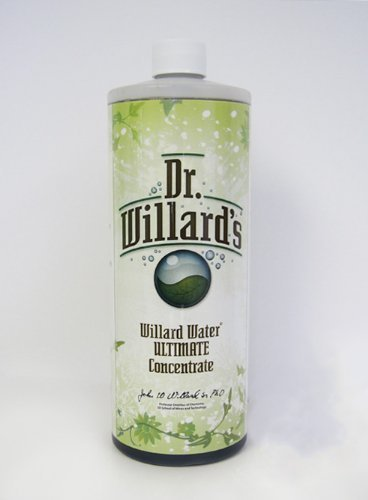 Dr. Willard's Willard Water ULTIMATE Dark Concentrate Quart 32 Oz