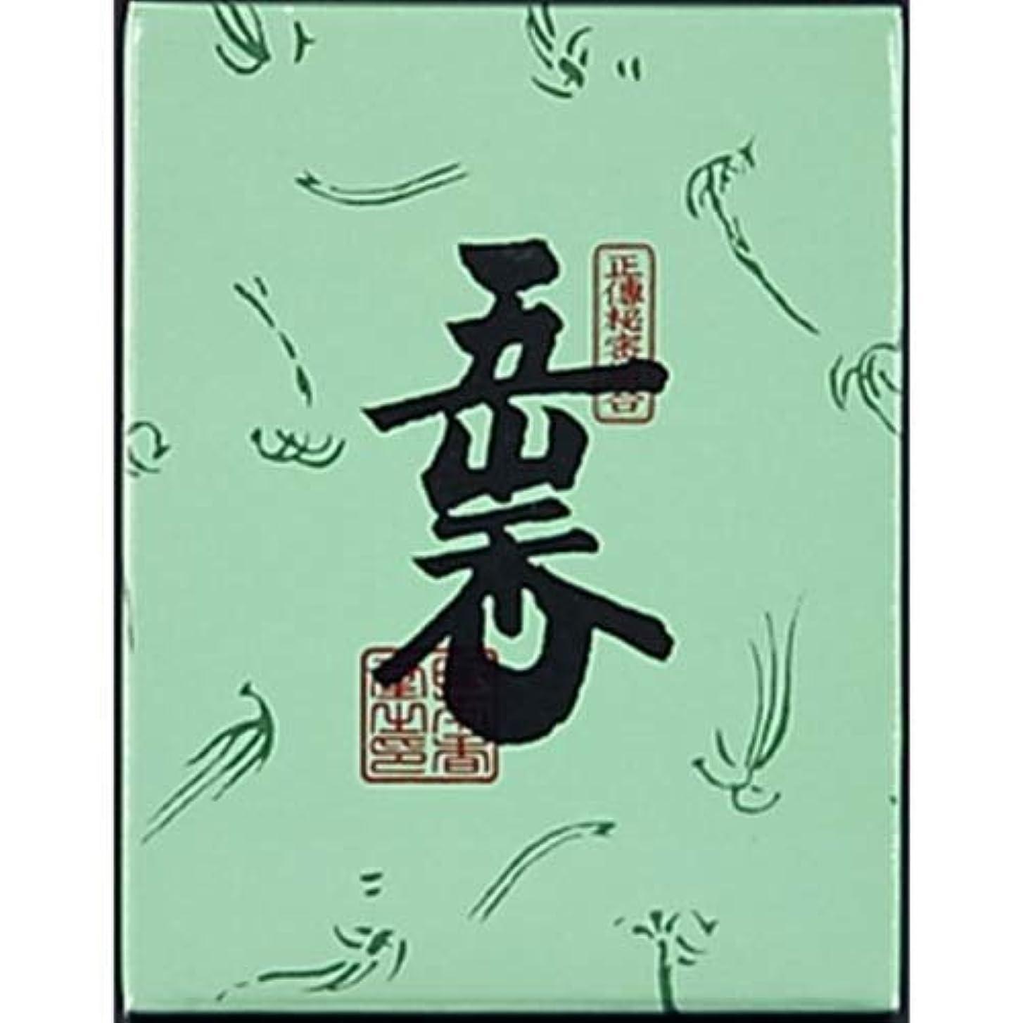 ハーフ残酷な一目五山香 紙箱 30g入