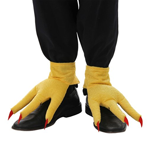 elope CreatureCuffs Chicken (Costumes Chicken Feet)