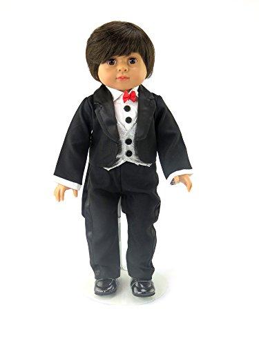 American Fashion World Cute Little Tuxedo #378