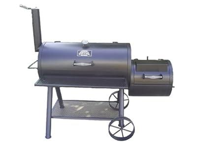 Outdoor Leisure SH36208 Smoke Hollow 40-Inch Barrel Smoker