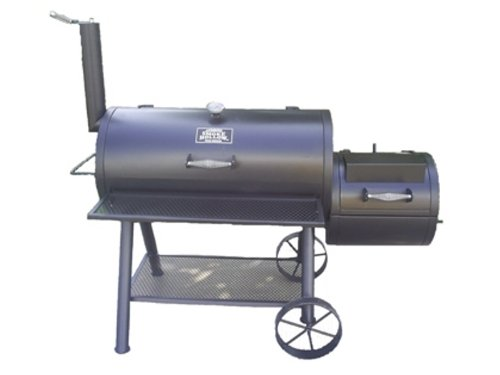 Outdoor Leisure SH36208 Smoke Hollow 40-Inch Barrel Smoker (Discontinued by Manufacturer)