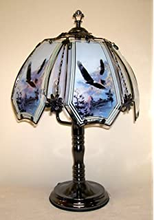 Eagle touch lamp amazon flying eagles touch lamp mozeypictures Gallery