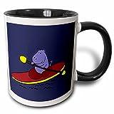 3dRose mug%5F200477%5F4 %22Funny Purple