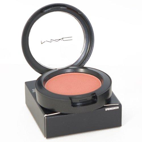 MAC Sheertone Shimmer Powder Blush Springsheen for Women, 0.21 Ounce ()