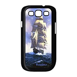 Chaap And High Quality Phone Case For Samsung Galaxy S3 -Sea Star And Sea Dragon Pattern-LiShuangD Store Case 1