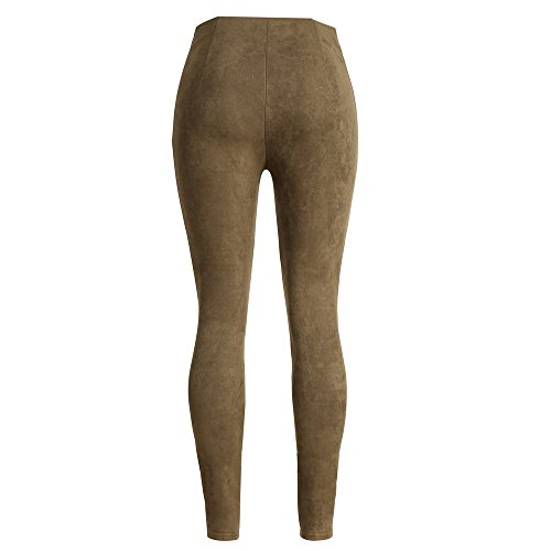 Combinaisons Arme Collants Skinny Pantalon Court Stretch Slim MORCHAN Leggings Haute Femmes Crayon Jeggings Jeans Pantalon Vert Knickerbockers Taille tH6wqTP