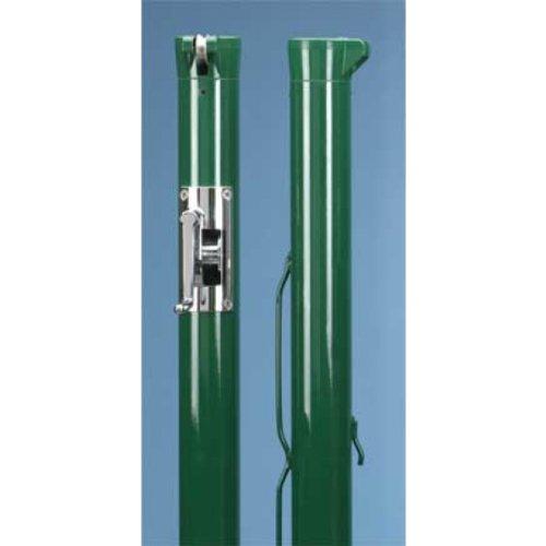Douglas Premier XS Green Internal Wind Tennis Posts w/ Stainless Steel Gears