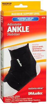 Mueller Adjustable Ankle Stabilizer One Size #6518