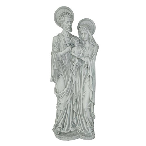 Design Toscano The Holy Family Sculpture, Large, Verdigris