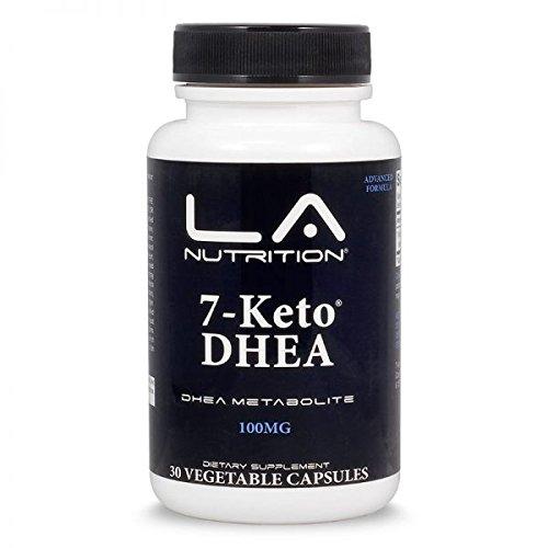 LA Nutrition 7-Keto DHEA