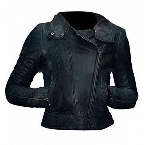 Price comparison product image Fringe Olivia Dunham Motorcycle Jacket