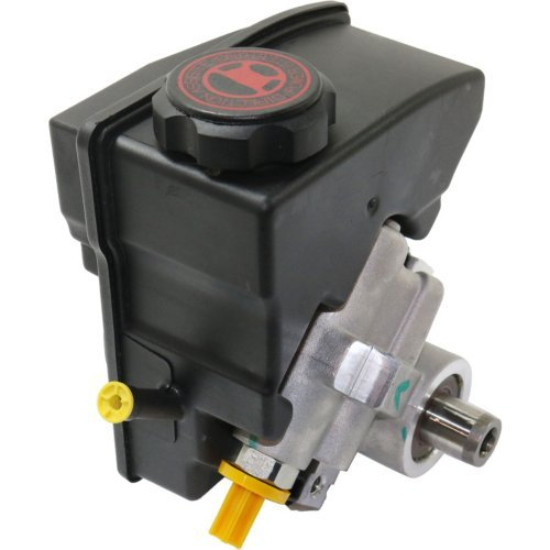 SiLeftoueTTe 96-04 Power Steering Pump compatible with Cutlass Ciera 94-96