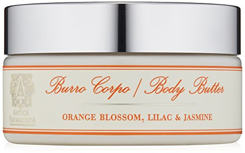Antica Farmacista Orange Blossom, Lilac and Jasmine Body Butter, 8 fl. oz.