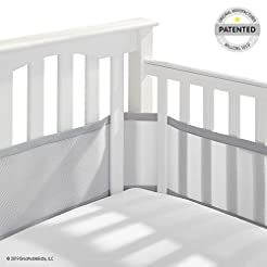 BreathableBaby Classic Patented, Safer f...