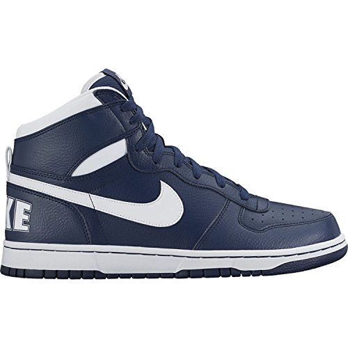 Nike 336608-410, Scarpe da Basket Uomo Blu