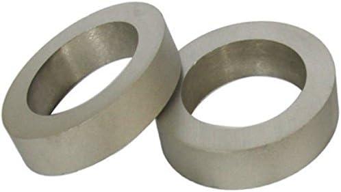 Ringmagnet Ø 12,8/8,5 mm, Höhe 5 mm SmCo, unbeschichtet - hält 1,8 kg - 5 Stück
