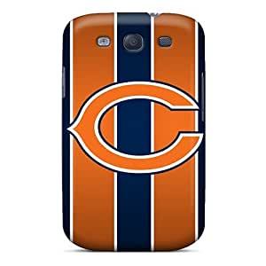 Awesome Case Cover/Galaxy S3 Defender Case Cover(chicago Bears)