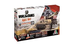 Italeri World of Tanks Pz.Kpfw.Vi