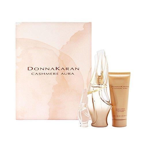 Donna Karan Cashmere Aura 3 Piece Gift Set