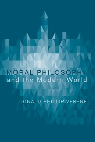 Moral Philosophy and the Modern World: