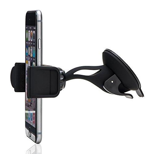 KabelDirekt Universal windshield holder smartphones