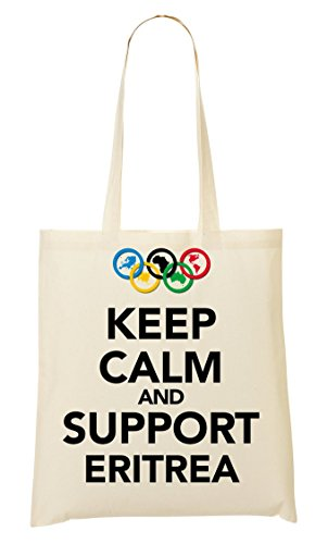 Di Keep Eritrea Tote Support Calm Sacchetto 1gd qZwXPxw